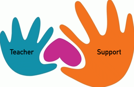 Teacher Support icons