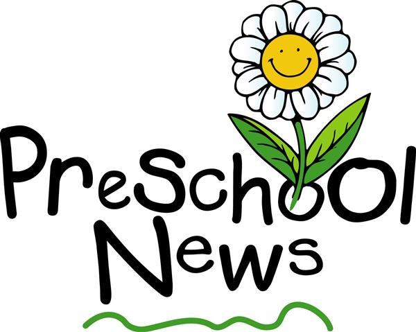 Picture of a daisy saying PreSchool News